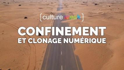 Culture Week by Culture Pub - Confinement et Clonage Numérique MIX