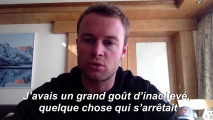 "Coronavirus/ski alpin: un ""goût d'inachevé"" pour Alexis Pinturault"