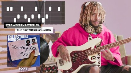 Thundercat Breaks Down His Favorite Bass Lines