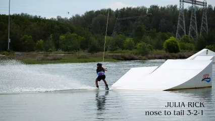 2019 Wake Awards - Women's Trick of the Year