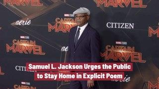 Samuel L. Jackson Shares An Important Poem