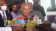 My vaccine for treatment of coronavirus ready soon - Nigerian Professor