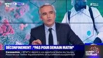 """Municipales: Edouard Philippe envisage un report du second tour """"peut-être en octobre ou après"""""""