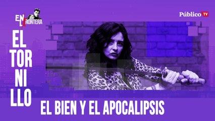 Irantzu Varela, El Tornillo y 'el bien y el apocalipsis' - En la Frontera, 2 de abril de 2020