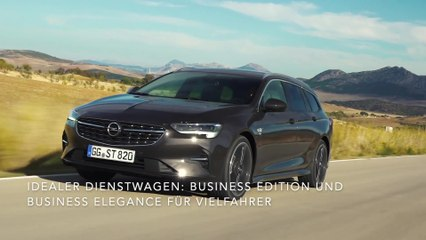 Neuer Opel Insignia Highlights