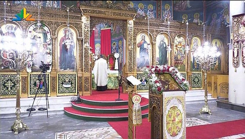 Ακολουθία Δ' Χαιρετισμών - από τον Ιερό Ναό Ευαγγελισμού της Θεοτόκου Λαμίας