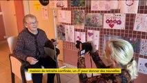 Coronavirus : des résidents d'un EHPAD créent un JT pour donner des nouvelles à leurs proches