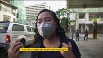 Coronavirus : des consignes extrêmes données aux Philippines