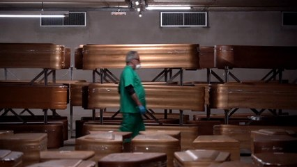 Espagne : une chambre funéraire utilise son parking pour entreposer les cercueils
