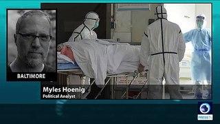 Trump's incompetence fueling coronavirus crisis: Analyst