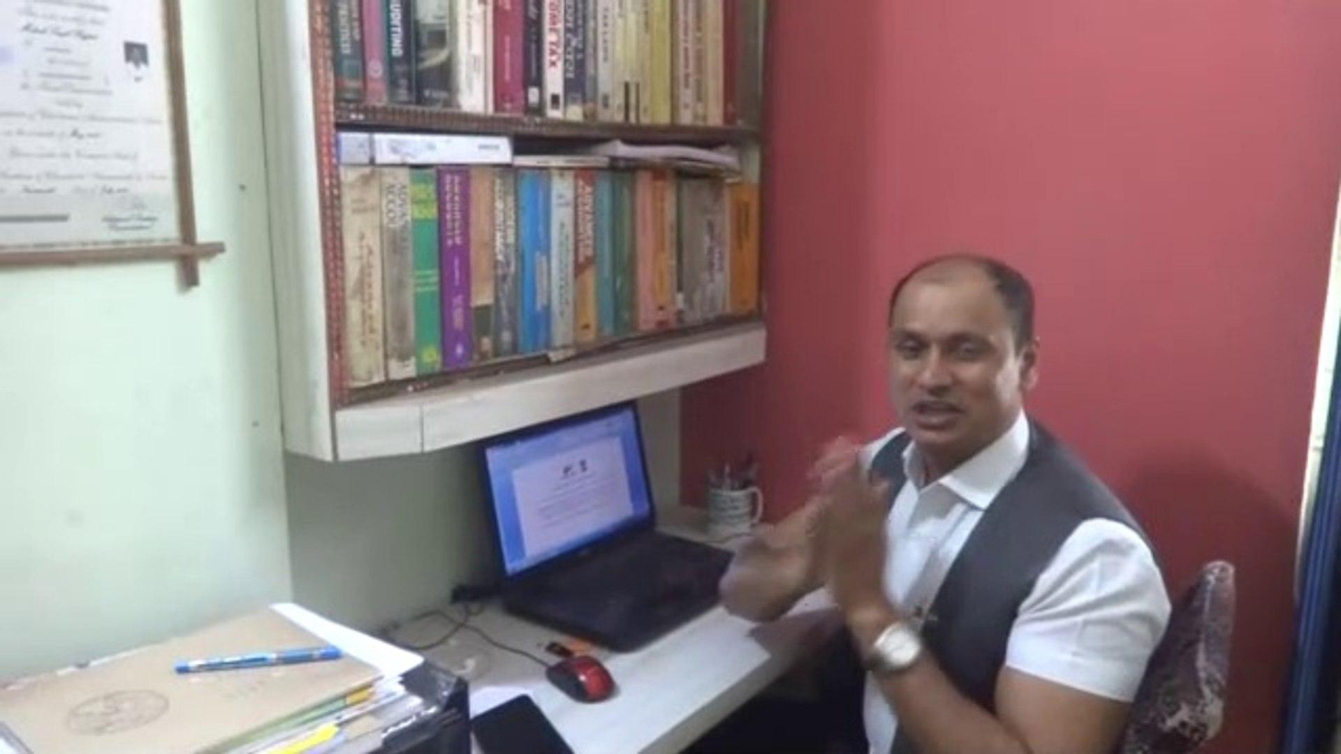 COVID-19 | Corona Virus India | CA Mukesh Rajput | Massage Corona Ko Harana Hai | India Se Corona Bh