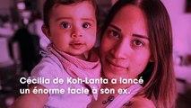 Koh-Lanta : Cécilia lance un gros tacle à son ex