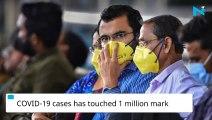 Global Coronavirus cases touches alarming one million mark