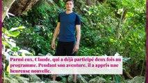 Koh-Lanta 2020 - Claude papa : comment il a appris la deuxième grossesse de sa compagne