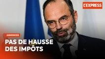 Impôts, départ en vacances, prolongation du confinement... : les 5 points principaux de l'intervention d'Édouard Philippe