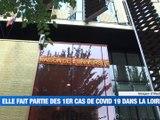 Témoignage : elle fait partie des 1er cas de Covid 19 dans la Loire -  Reportage TL7 - TL7, Télévision loire 7