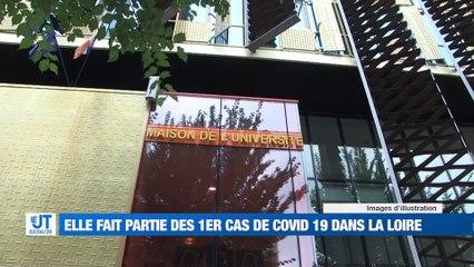 Témoignage : elle fait partie des 1er cas de Covid 19 dans la Loire