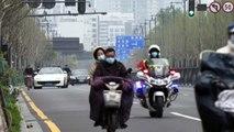 Wuhan começa a voltar à normalidade