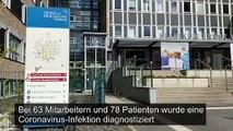 RKI berät Potsdamer Klinik nach acht Corona-Todesfällen