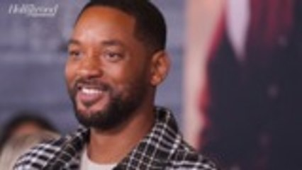 Will Smith Debuts New Snapchat Series 'Will From Home' | THR News