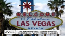 NBA Reportedly Considering Playoffs in Las Vegas