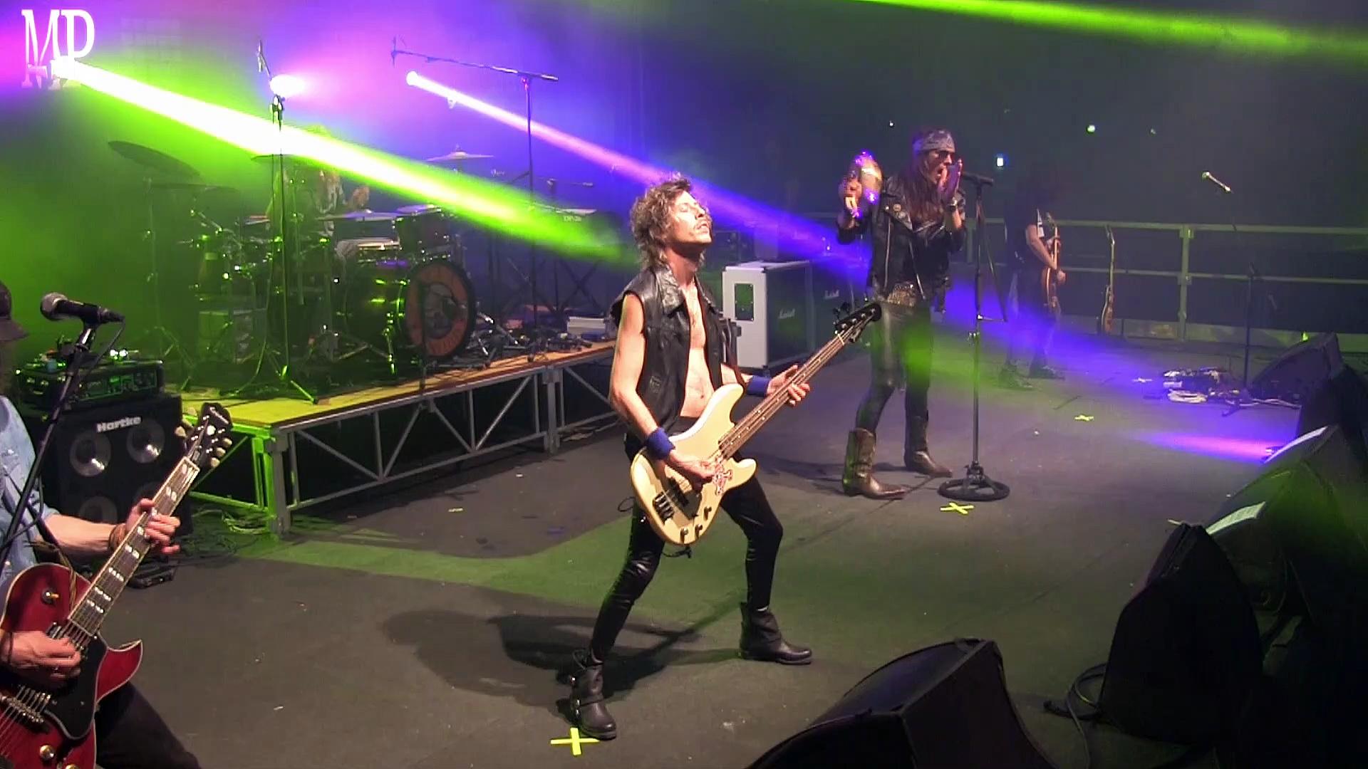 Guns N' Roses Tribute, Guns Celebration – Mr. Brownstone
