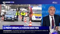 Story 2 : Le préfet Didier Lallement renouvelle ses excuses - 03/04