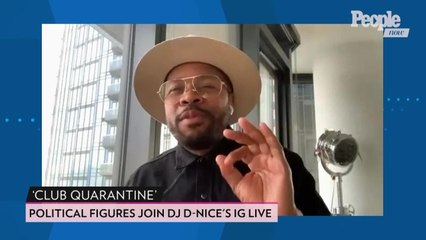 Oprah Winfrey, Michelle Obama, Will Smith & More Attend DJ D-Nice's Digital Quarantine Dance Party