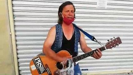 Artista guatemalteco convierte en canción el lema #Quédateencasa