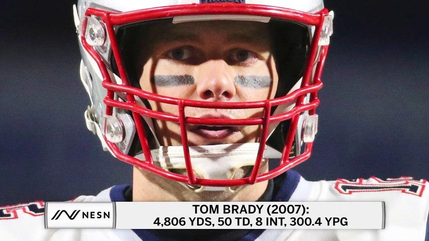 Tom Brady's Top 20 Patriots Moments | No. 9: Brady Breaks NFL TD Record