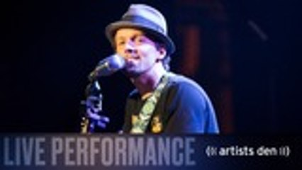 Jason Mraz Performs 'Love Someone' at Royce Hall | Artists Den