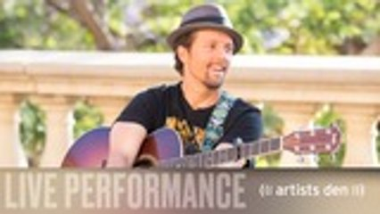 Jason Mraz Performs 'You Can Rely on Me' at Royce Hall | Artists Den