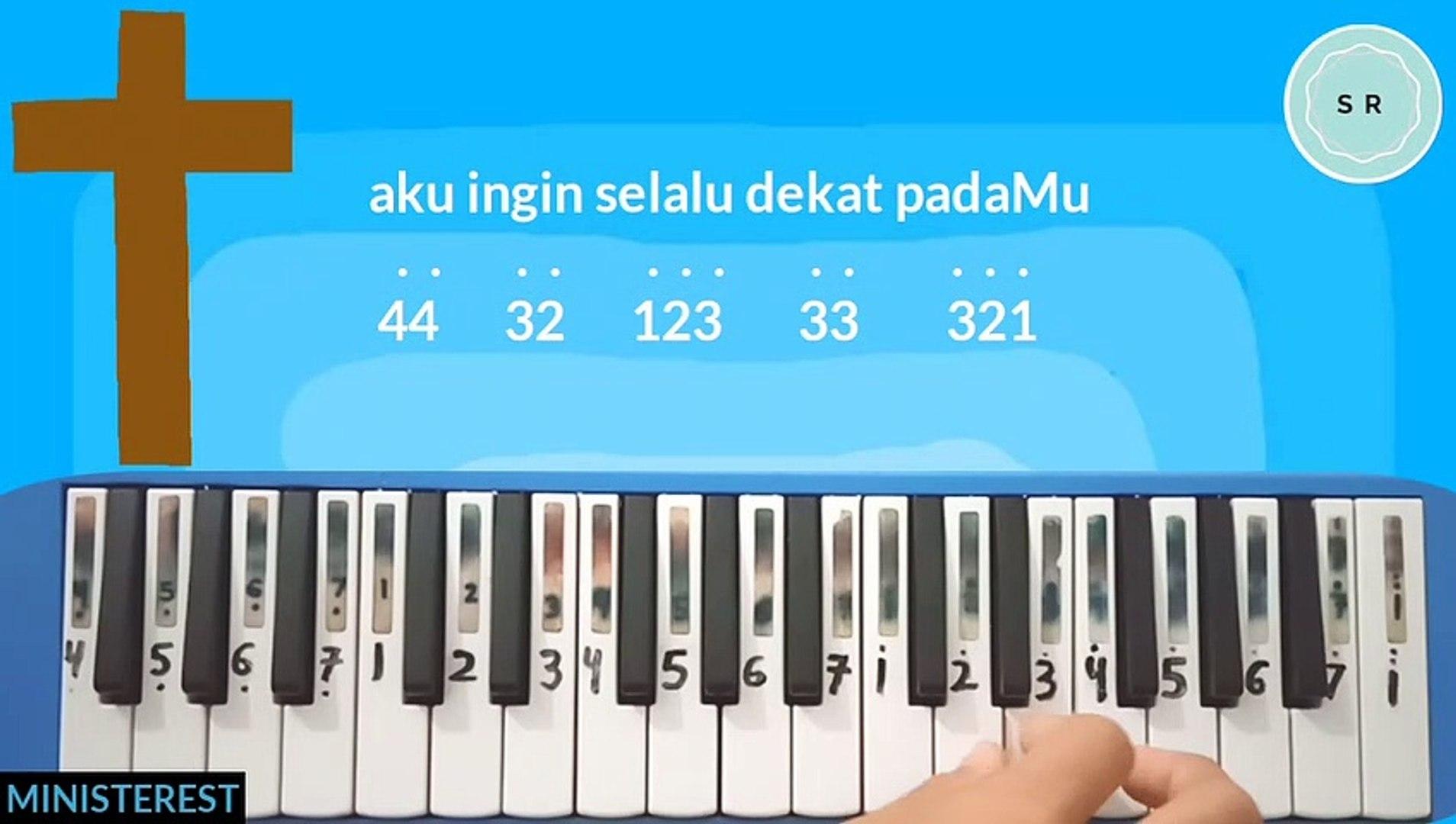 Not Pianika Lagu Ujilah Aku Tuhan Jclf Lagu Rohani Video Dailymotion