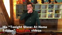 Late-Night TV Show Hosts Are Working From Home Due To Coronavirus: Kimmel, Fallon And More