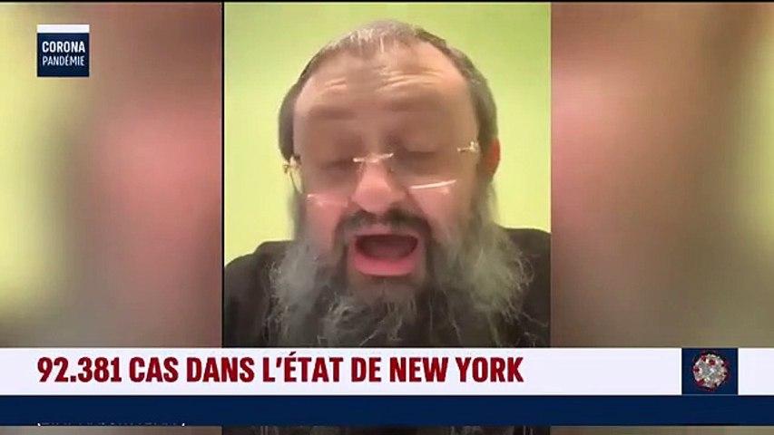 New York a son Pr Didier Raoult, il s'appelle Vladimir Zelenko