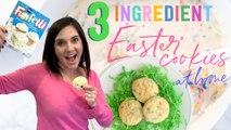 How to Make 3-Ingredient Easter Cookies