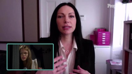 Laura Prepon Says It Took a While to Get Comfortable with Her Body