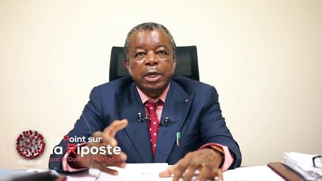 Muyembe: « Je suis moi-même congolais et je ne permettrai jamais d'utiliser les congolais comme cobayes »