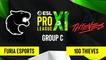 CSGO - FURIA Esports vs. 100 Thieves [Nuke] Map 3 - ESL Pro League Season 11 - Group C