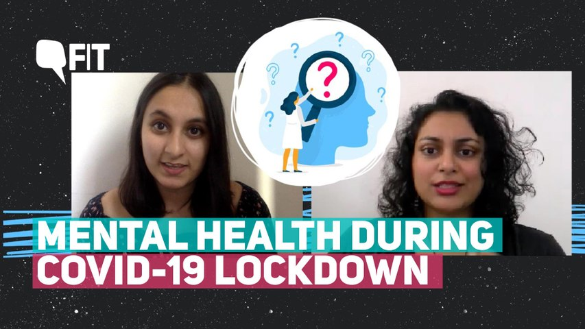 Mental Health During the COVID-19 Lockdown