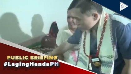 #LagingHandaPH | Mga detalye ukol sa proposed Bayanihan financial assistance para sa LGUs