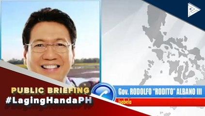 #LagingHandaPH | Detalye ukol sa extension sa pagbayad ng mga water bill