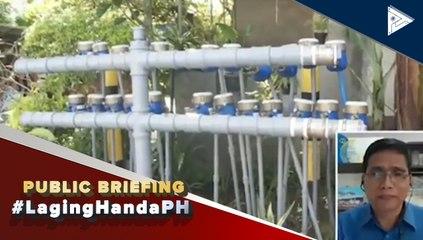 #LagingHandaPH | Detalye ukol sa rotational water interruption, alamin