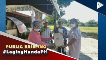 #LagingHandaPH | Face mask, alcohol, patuloy na ibinibigay sa mga med workers ng Pangasinan