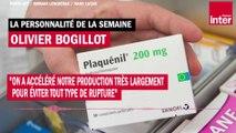 """Olivier Bogillot : """"On a accéléré notre production très largement pour éviter tout type de rupture"""""""