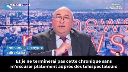 Lechypre et les Pokémon - BFMTV - 4/4/2020