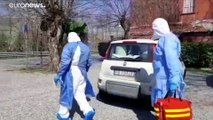 Coronavirus en Italie : des chiffres encourageants