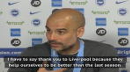Pep v Klopp: A rivalry on hold
