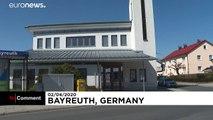 Un pasteur allemand célèbre le culte sur YouTube