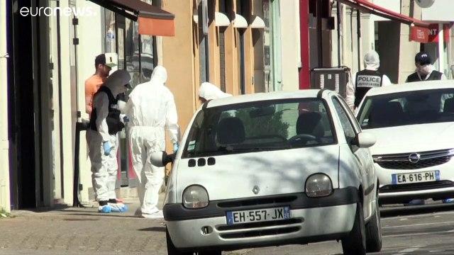 Messerangriff in Frankreich - Anti-Terror-Staatsanwalt ermittelt
